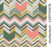 herringbone wallpaper. abstract ... | Shutterstock .eps vector #1109743478