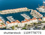 gibraltar  uk   may 18  2017 ... | Shutterstock . vector #1109778773