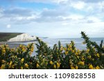 view of seven sisters country... | Shutterstock . vector #1109828558