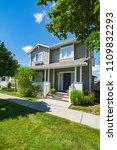 perfect neighbourhood. main... | Shutterstock . vector #1109832293