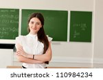 The Teacher In The Classroom O...