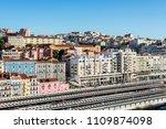 lisbon  portugal   may 19  2017 ... | Shutterstock . vector #1109874098
