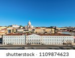 lisbon  portugal   may 19  2017 ... | Shutterstock . vector #1109874623