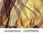 tulle fantasy background in...   Shutterstock . vector #110990696