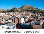 this image shows the town of... | Shutterstock . vector #110991140
