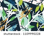 horizontal abstract backdrop... | Shutterstock .eps vector #1109990228