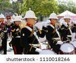 plymouth  uk. 5 28 17   the...   Shutterstock . vector #1110018266
