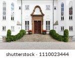 aarhus  denmark   august 19 ... | Shutterstock . vector #1110023444