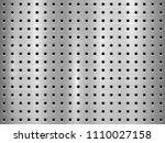 metal technology background... | Shutterstock .eps vector #1110027158