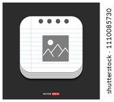 photo icon   free vector icon