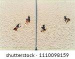 thessaloniki   greece june 8 ... | Shutterstock . vector #1110098159