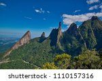 Serra Dos Orgaos National Park  ...