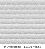 abstract dots background.... | Shutterstock .eps vector #1110174668