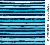 brush strokes seamless pattern. ... | Shutterstock .eps vector #1110220280