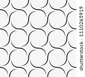 vector seamless pattern.... | Shutterstock .eps vector #1110265919
