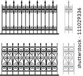 Wrought Iron Modular Railings...