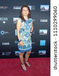 "Small photo of Carina Rosanna Tautu attends 12th Annual Los Angeles Greek Film Festival ""Perfect Strangers"" Premiere at the Egyptian Theatre in Hollywood, California on June 10, 2018"