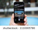 koh samui  thailand   january... | Shutterstock . vector #1110305780