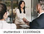 business  career and placement... | Shutterstock . vector #1110306626