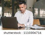 photo of european businessman...   Shutterstock . vector #1110306716