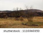 rural landscape of southern...   Shutterstock . vector #1110360350