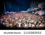 lviv  ukraine   june 9  2018 ... | Shutterstock . vector #1110383933