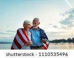 shot of a happy senior couple...   Shutterstock . vector #1110535496