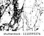 black marble cracks vector... | Shutterstock .eps vector #1110595376