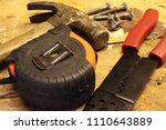 tools and hardware | Shutterstock . vector #1110643889