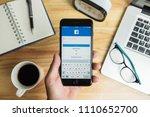 surin  thailand   apr 26  2018  ...   Shutterstock . vector #1110652700