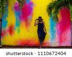 little havana in miami   Shutterstock . vector #1110672404