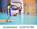 orenburg  russia   february13 ... | Shutterstock . vector #1110731780