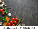 food background for tasty... | Shutterstock . vector #1110787133