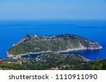 beautiful coast in the north of ... | Shutterstock . vector #1110911090
