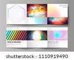 the minimal vector illustration ... | Shutterstock .eps vector #1110919490