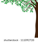 Background Tree Branch With...