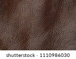 close up of natural brown... | Shutterstock . vector #1110986030