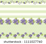 seamless colorful pattern in... | Shutterstock . vector #1111027760