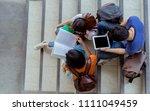 students university asian...   Shutterstock . vector #1111049459