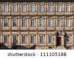 bishop residence  neue residenz ... | Shutterstock . vector #111105188