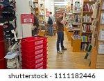 new york  usa   may 2  2018 ... | Shutterstock . vector #1111182446