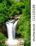 heo suwat waterfall  khao yai... | Shutterstock . vector #111120188