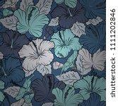 abstract vector background.... | Shutterstock .eps vector #1111202846