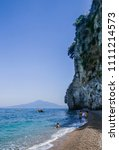 vico equense. italy july 22... | Shutterstock . vector #1111214573