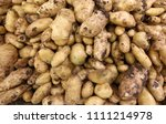 on the market are sold...   Shutterstock . vector #1111214978
