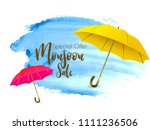 innovative sale abstract or...   Shutterstock .eps vector #1111236506