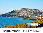 view of cukurbuk bay and the... | Shutterstock . vector #1111241369
