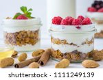 tasty natural and healthy... | Shutterstock . vector #1111249139