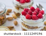 tasty natural and healthy... | Shutterstock . vector #1111249196