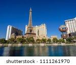 las vegas  nevada   use   june...   Shutterstock . vector #1111261970
